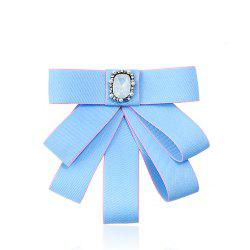 College Wind Bow Tie Broche -