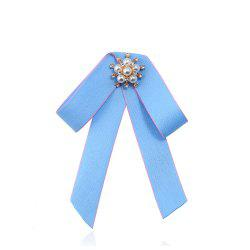 Double broche Bow All-match Mode exquise -