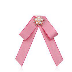 Double Bow Brooch All-match Exquisite Fashion -