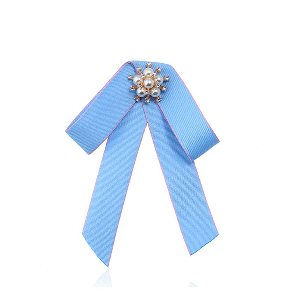 Latest Double Bow Brooch All-match Exquisite Fashion