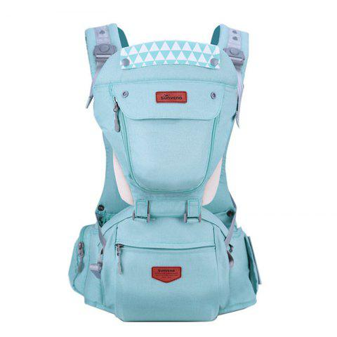 SUNVENO New Upgraded Baby Carrier Front Face à Hipseat Infantile Sling Sac À Dos Poche Wrap