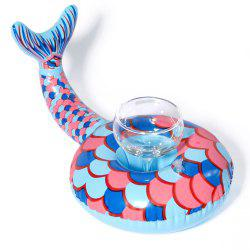 Hot High-Quality Inflatable Pool Float Cup Holder Beach Party Toys -