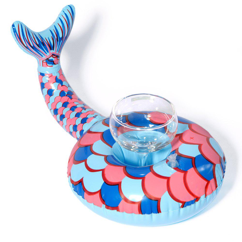 Fashion Hot High-Quality Inflatable Pool Float Cup Holder Beach Party Toys