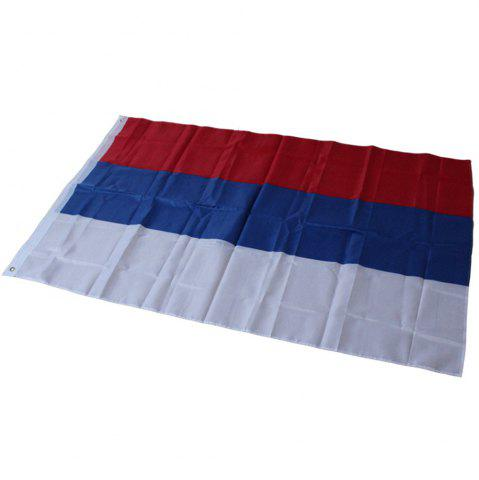 Outfits Hot Sale 90 x 150 Cm Flag of The Russian Federation Republic Flag High Quality Polyester Home Decor