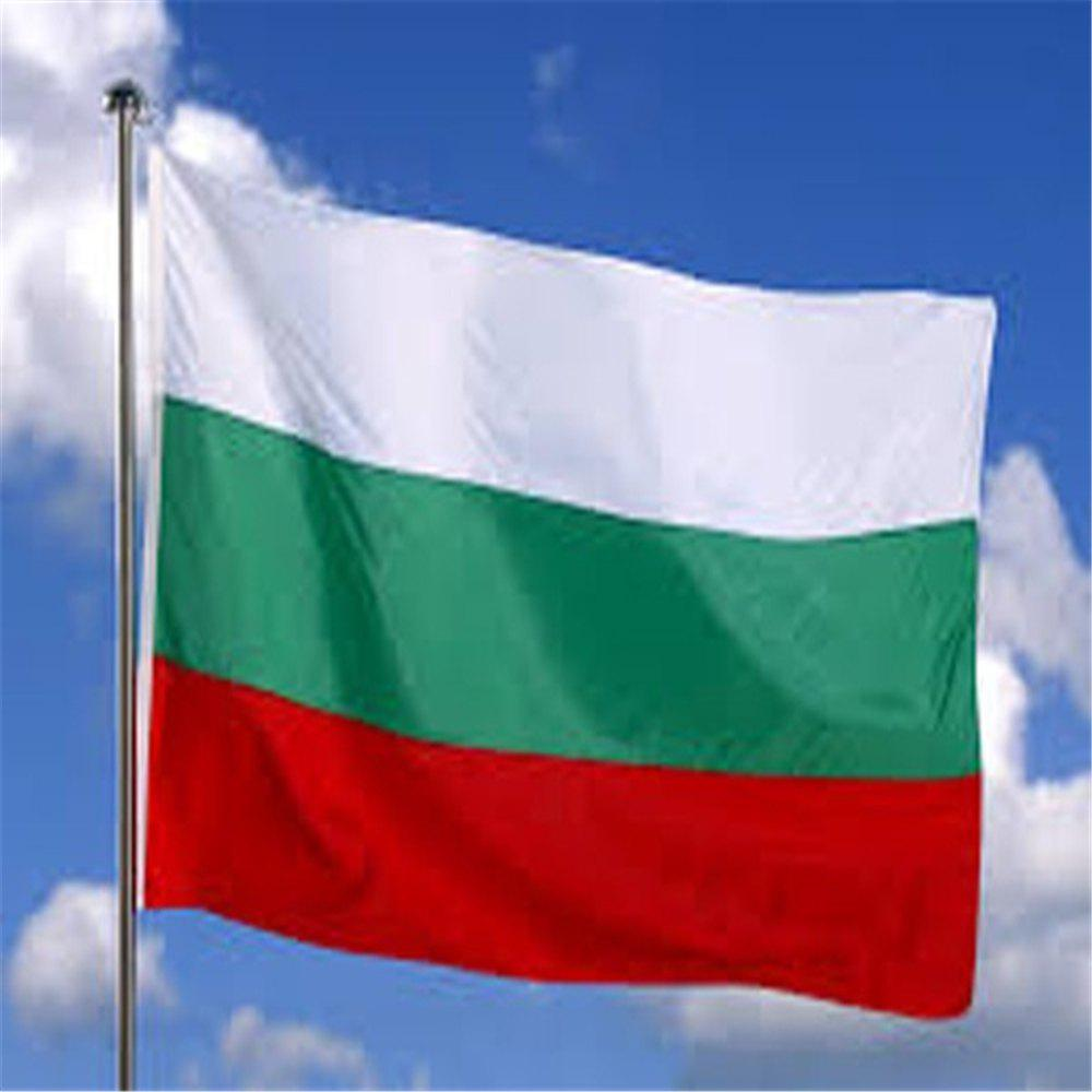Outfit Best Selling High Quality 90X150 Cm Bulgarian National Flag for The Festival Outdoor Home Interior Decoration