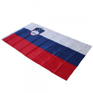 Hot High Quality 90X150 Cm Slovenia Flag Polyester Office Event Parade Holiday Home Furnishings Fashion -