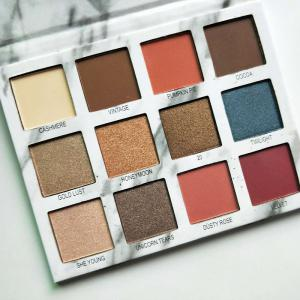 12 Colors Matte Pallete Waterproof Lasting Glitter Eyeshadow -