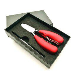 Stainless Steel Professional Cuticle Nipper / Clipper for Thick or Ingrown Toenails -