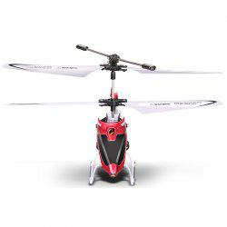 SYMA W25 2CH Indoor Small RC Electric Aluminium Alloy Remote Control Helicopter for Kids -