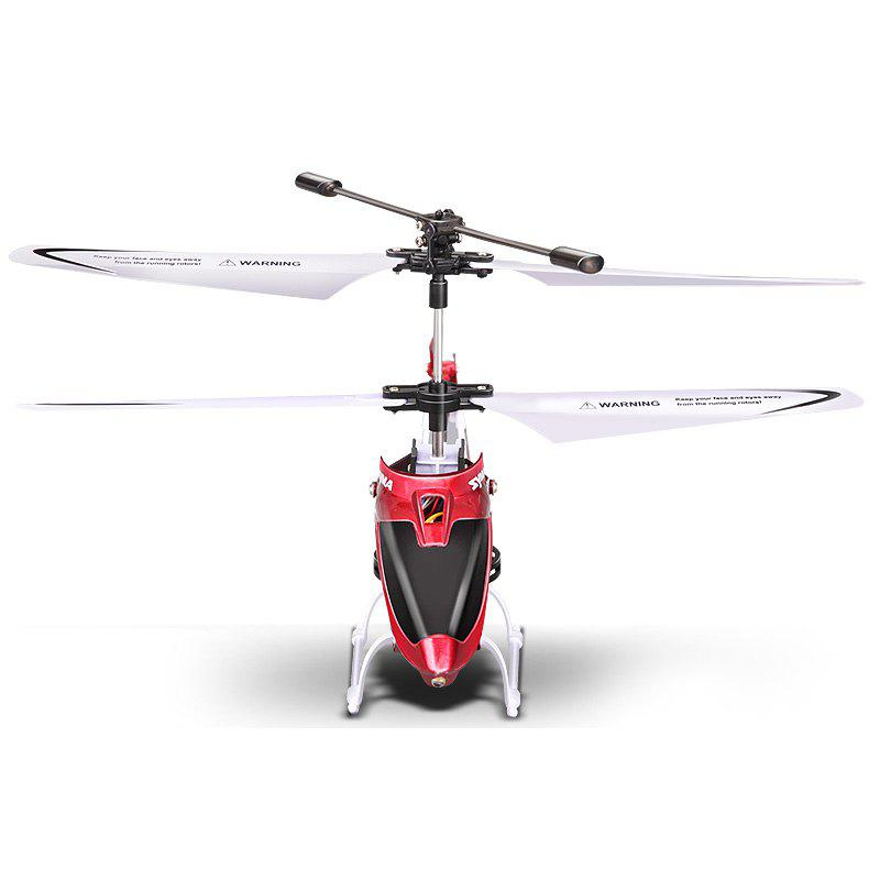 New SYMA W25 2CH Indoor Small RC Electric Aluminium Alloy Remote Control Helicopter for Kids