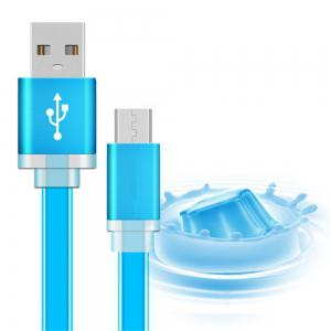1 Meter Micro USB Data Charger Cable Cord for Android Phones Candy Colors -