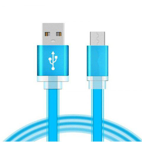 Best 1 Meter Micro USB Data Charger Cable Cord for Android Phones Candy Colors