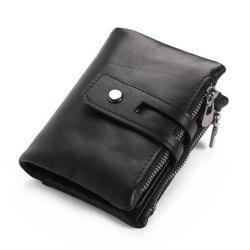 Wallets Long Men Purse Wallet Male Clutch Leather Zipper Wallet Men Business Male Wallet Coin -