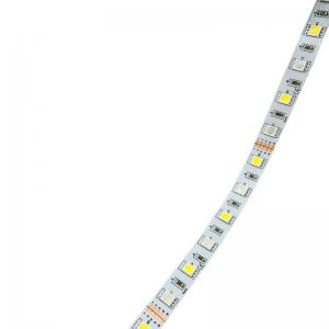 5M/Lot LED Strip 5050 RGBW DC 12V Flexible LED Light RGB + Warm White 60 LED/M -