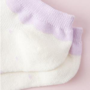 All-match Jacquard Deodorization Socks and Five Pairs of Color mix -
