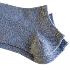 Spring and Summer  New Womens Cotton All-match Thin Socks Five Pairs of Socks with Different Color -