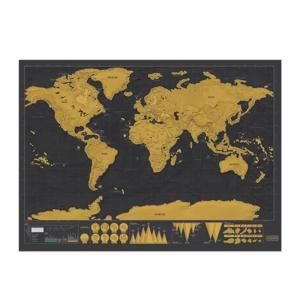 Colormix high quality large size personalized scratch off world map high quality large size personalized scratch off world map poster travel toy gumiabroncs Choice Image