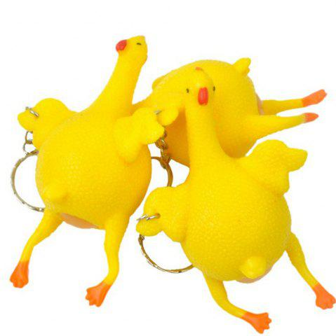 Hot Jumbo Squishy New Decompression Raw Chicken Vent Spoof Pinch Tricky Huge Mushy Toys 1PCS