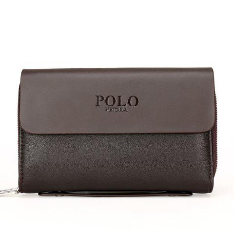 Shop New Casual Fashion Hand Wallet Male