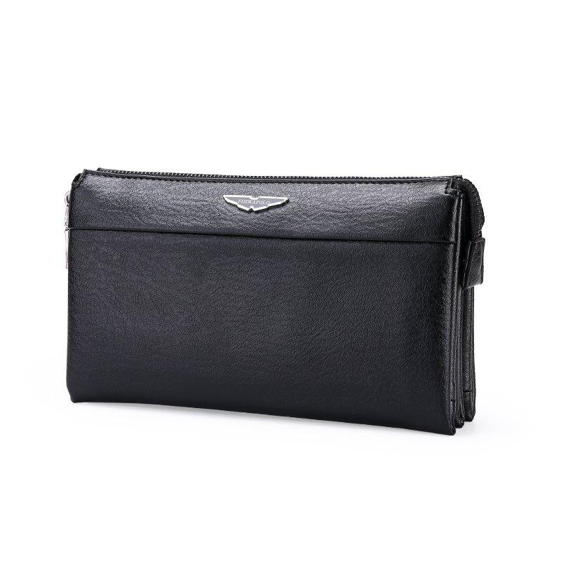 Outfits New Casual Personality Hand Wallet Male