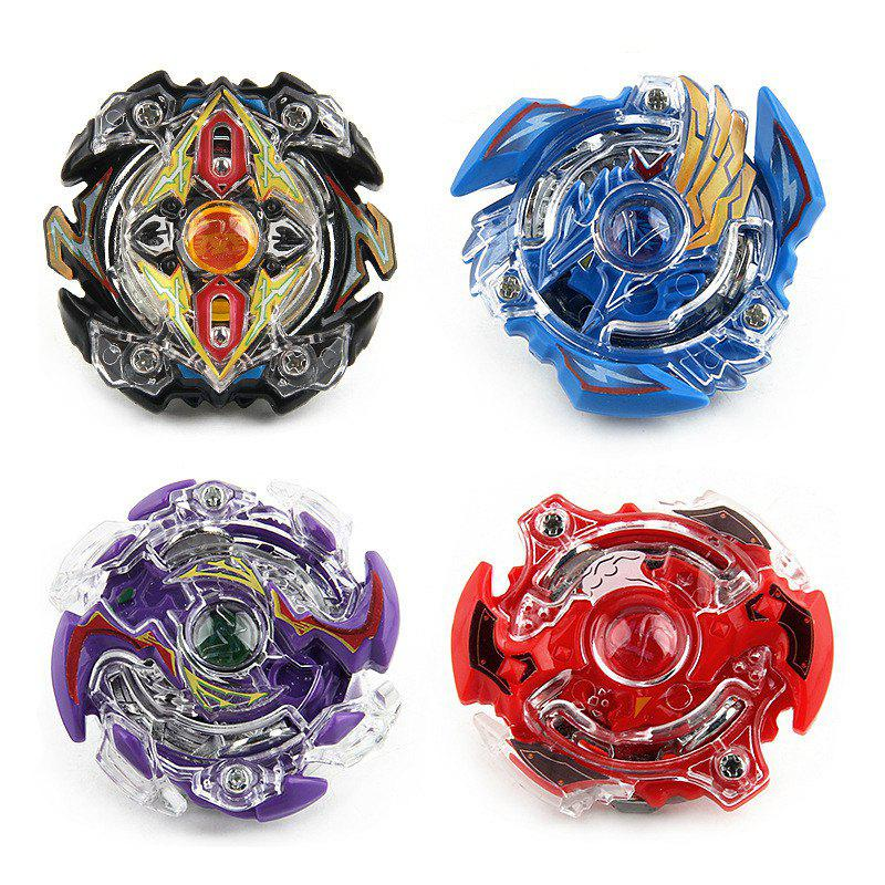 Shop Funny Alloy Burst Beyblade Set Toy for Children 4PCS