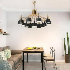 Nordic Living Room Simple Modern Restaurant Lamp Creative Personality Chandelier -