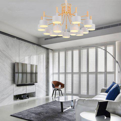 Shop Nordic Living Room Simple Modern Restaurant Lamp Creative Personality Chandelier