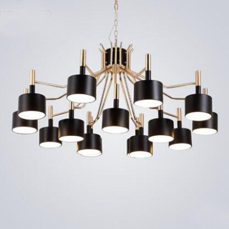 Fancy Nordic Living Room Simple Modern Restaurant Lamp Creative Personality Chandelier