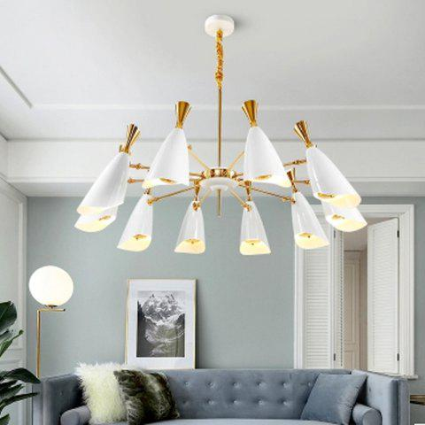 Online Nordic Modern Industrial Style Creative Chandelier for Living Room Restaurant