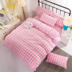 Warm and Modern Style Bedding Set -