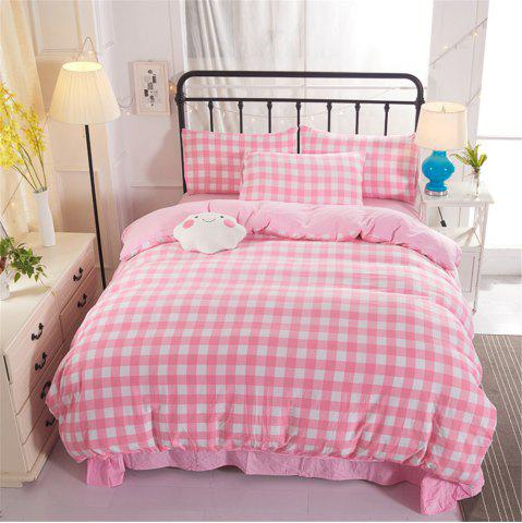 Outfit Warm and Modern Style Bedding Set