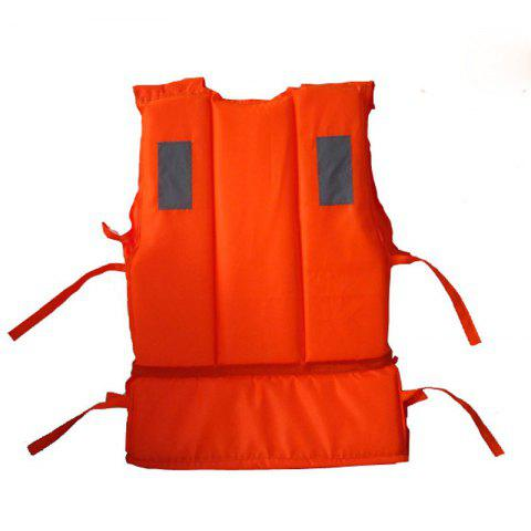 Hot Survival Boat Sail Vest Swim Working Bubble Jackets Bathing Suit Lifesaving