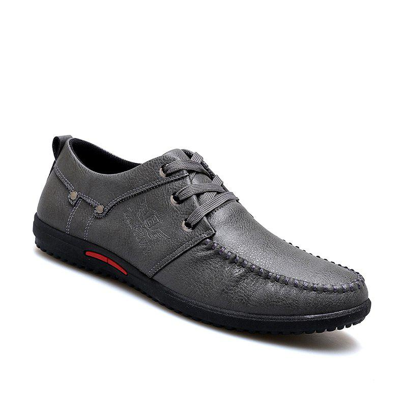 Cheap Simple Style Breathable Formal Casual Shoes For Men