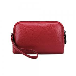 Ladies New Fashion Zippers Wallet Clutch Small Handbag for Women -