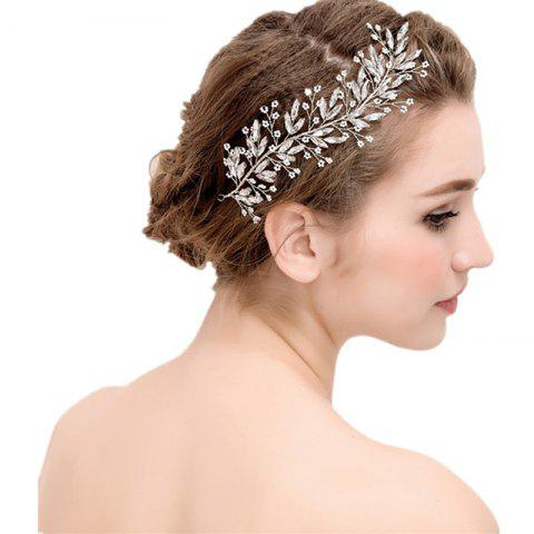 Cheap Exqusite Bead Strand Hair Pin Jewelry for Wedding Bride