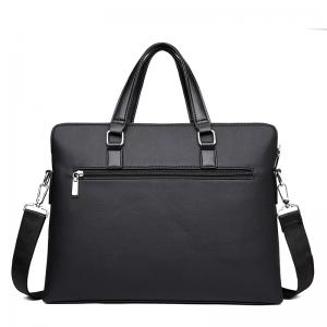 New Men'S  Business Portable Cross-Section Shoulder Bag -