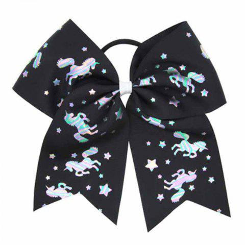 New Girls Big Bow HairBand Children Headband Colored Swallowtail Hair Accessories