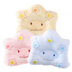 Tri-color Correction of Migraine Newborn Baby Stereotypes Pillow -