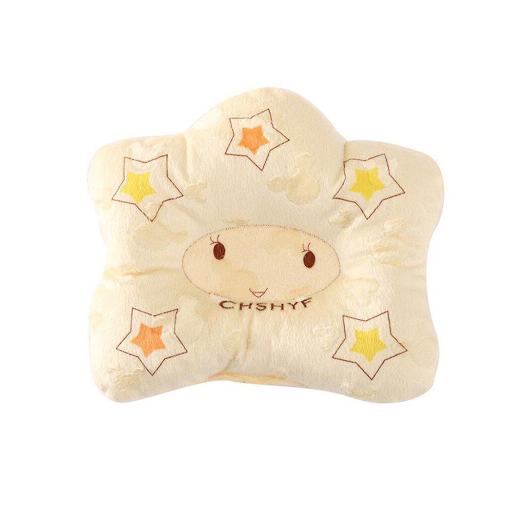 Sale Tri-color Correction of Migraine Newborn Baby Stereotypes Pillow