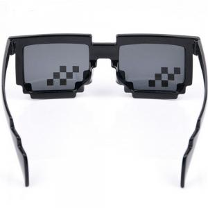 Hot Personalized Pixel Birthday Gift Code Box Sunglasses -