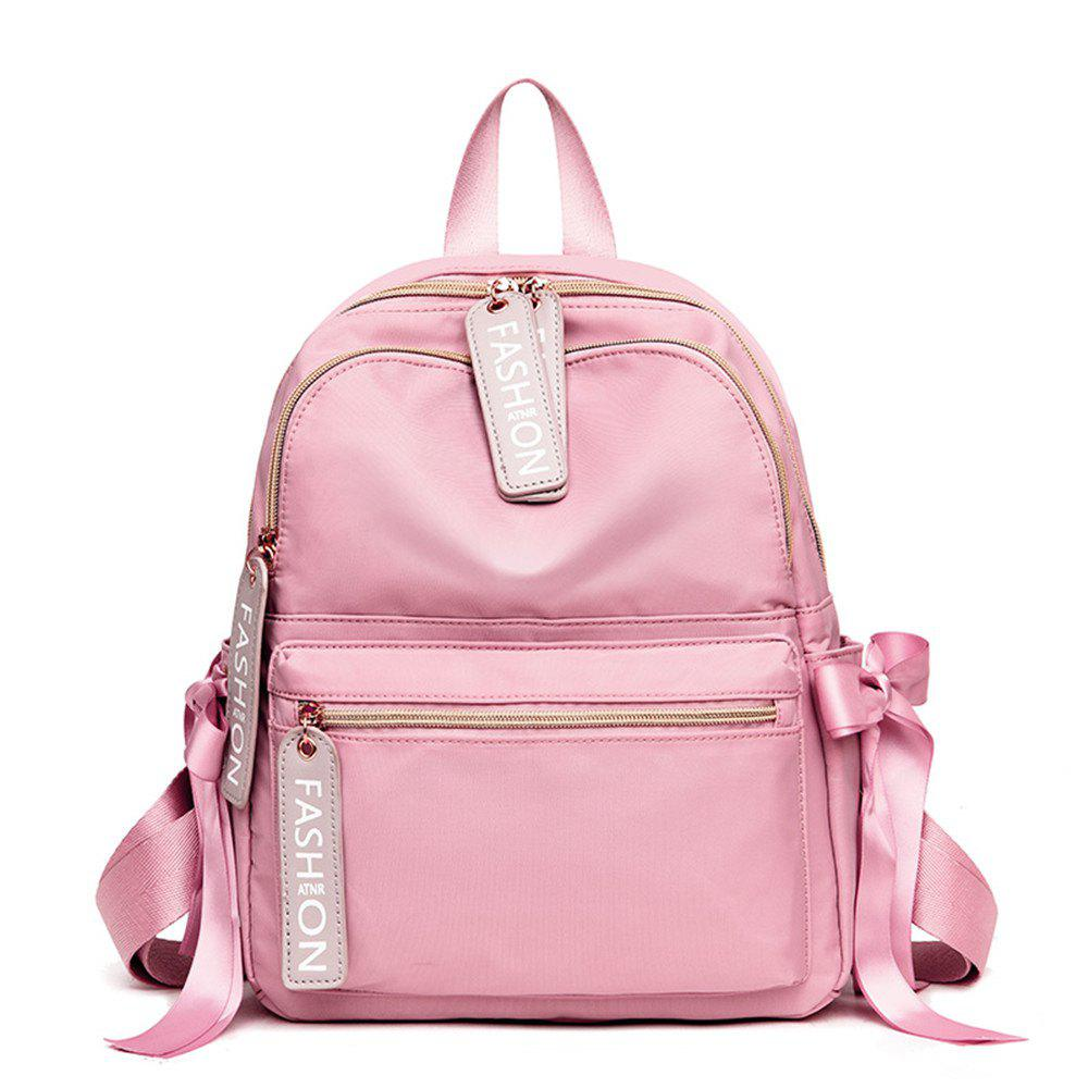 Sale Nylon Small Fresh Wild Simple Fashion Ladies Travel Backpack Tide