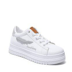 Spring New Female Students Flat Shoes -