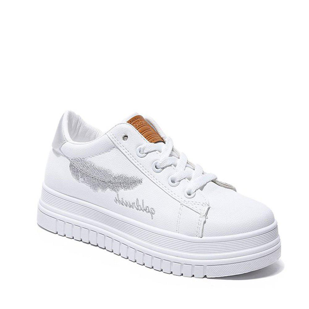 Fancy Spring New Female Students Flat Shoes