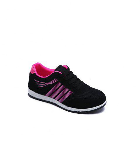 Chic Spring New Female Students Casual Flat Sneakers
