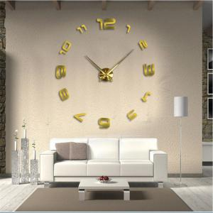 Modern Creative Fashion Simple And Large Size Creative Clock -