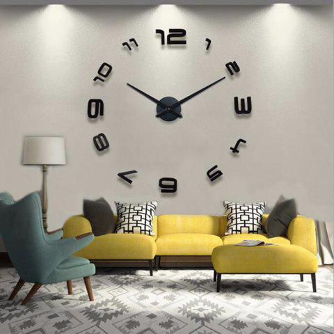 Online Modern Creative Fashion Simple And Large Size Creative Clock