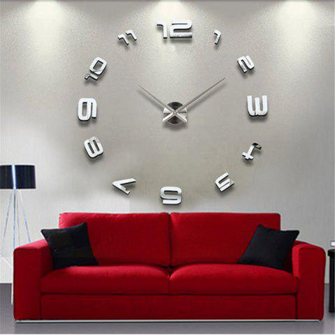 Fancy Modern Creative Fashion Simple And Large Size Creative Clock