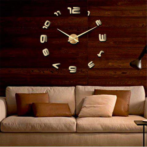 Discount Modern Creative Fashion Simple And Large Size Creative Clock