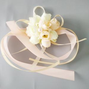 The Rose Emulational Wrist Flower Decoration -