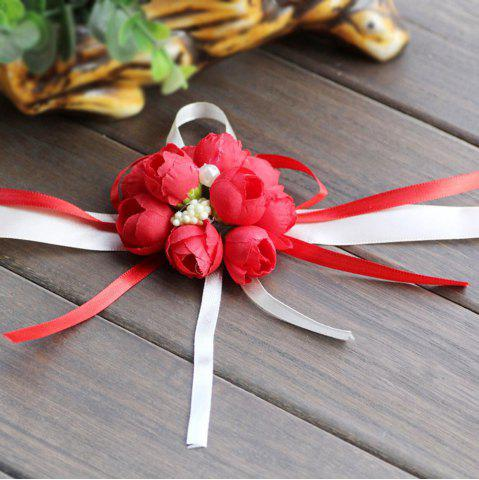 Store The Rose Emulational Wrist Flower Decoration